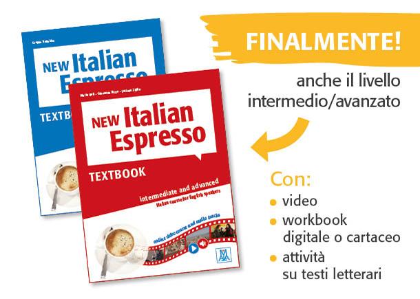 New Italian Espresso intermediate and advanced