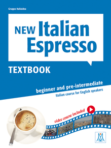 cover New Italian Espresso beginner&pre-intermediate