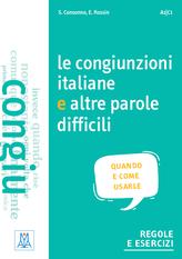 Copertina Le congiunzioni italiane e altre parole difficili