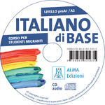 copertina ITALIANO di BASE  preA1/A2 - cd audio