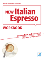 copertina NEW Italian Espresso intermediate/advanced - WB