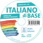 copertina ITALIANO di BASE A2+/B1 - cd audio