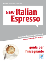 copertina NEW Italian Espresso intermediate/advanced - G