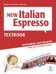 Copertina NEW Italian Espresso - intermediate/advanced - TB