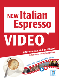 Copertina NEW Italian Espresso - intermediate/advanced - mp4