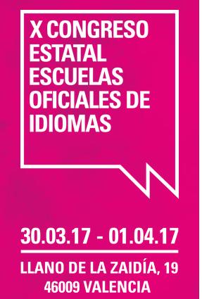 X Congreso Estatal Escuelas Oficiales de Idiomas