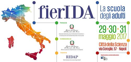logo congresso ferIDA Napoli 29-31 maggio