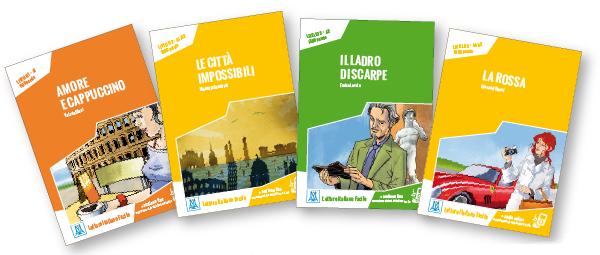 letture italiano facile nuova serie