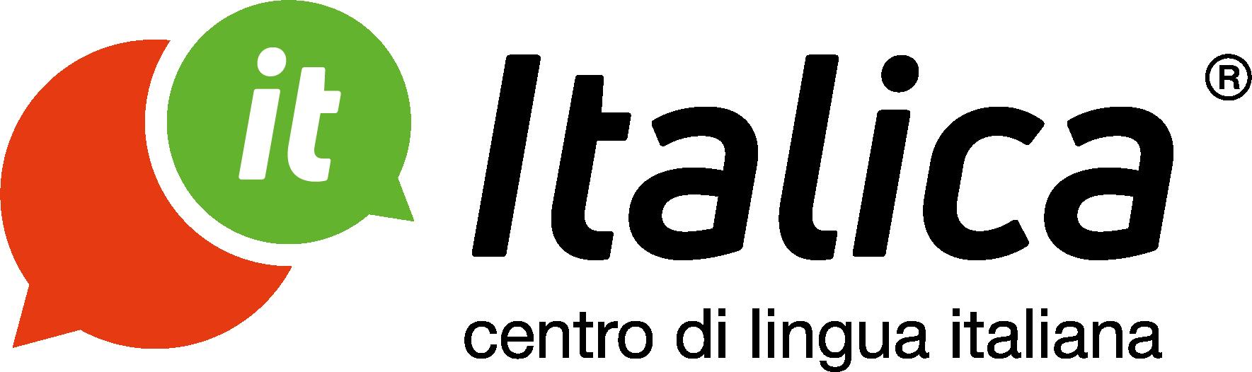 logo Centro di lingua italiana Italica