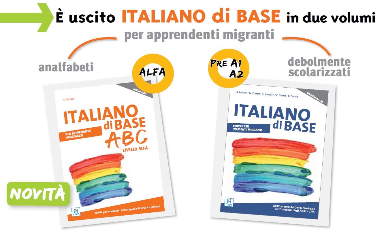 Italiano di base preA1-A2 e Italiano di base abc livello alfa