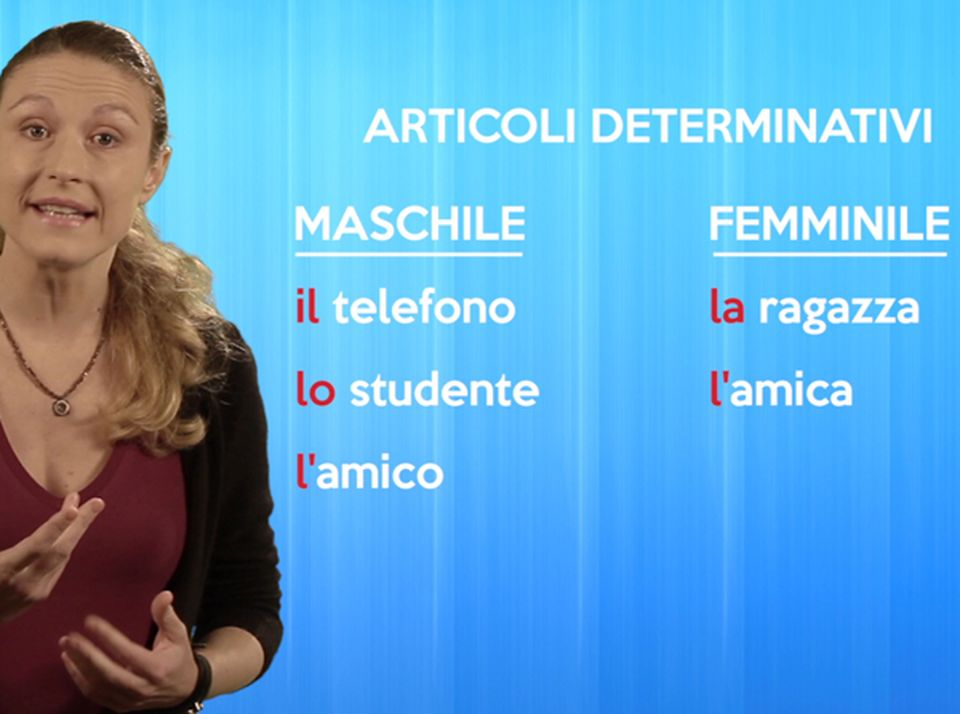 Grammavideo episodio 2 (A1)