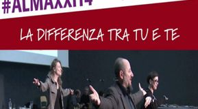 ALMAXXI14 | La differenza tra tu e te